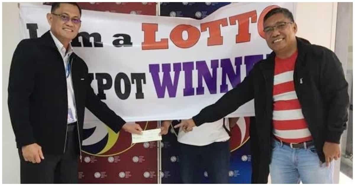 Winner number 2! Kinubra na rin ang kanyang P472M