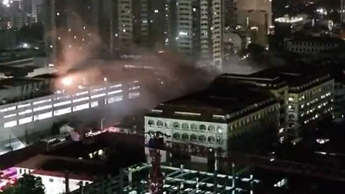 Fire breaks out in Philippine General Hospital; patients evacuated