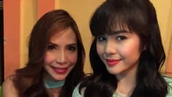 Janella Salvador shares old videos of her, Jenine Desiderio on mom's 50th birthday