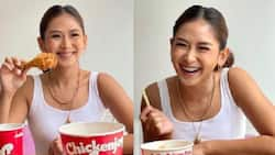 """Sarah Geronimo pens touching message to Jollibee amid """"fried towel"""" issue"""