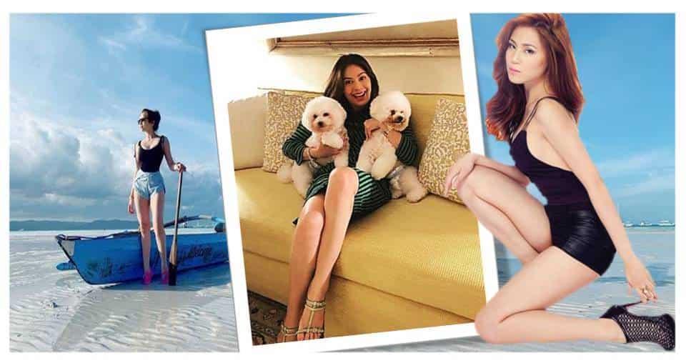 6 Beautiful Pinay celebrity moms na may legs na nakakasilaw sa ganda at kinis