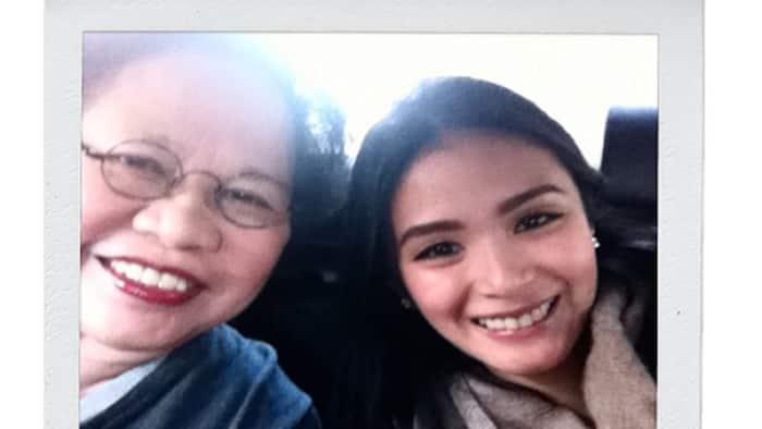 "Heart Evangelista, inalala si Miriam Defensor-Santiago: ""missing you always"""