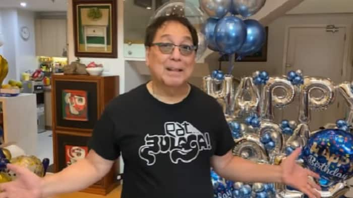 Joey de Leon spends 74th birthday at home & church; shows special b-day gift