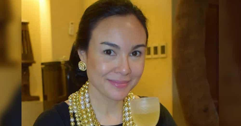Gretchen Barretto, nagdonate ng pang-raffle sa programa nina Lolit Solis, Cristy Fermin, Mr. Fu