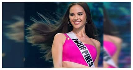 She did it again! Miss Universe Philippines Catriona Gray dazzled again with her 'slow-mo twirl' in a tight dress