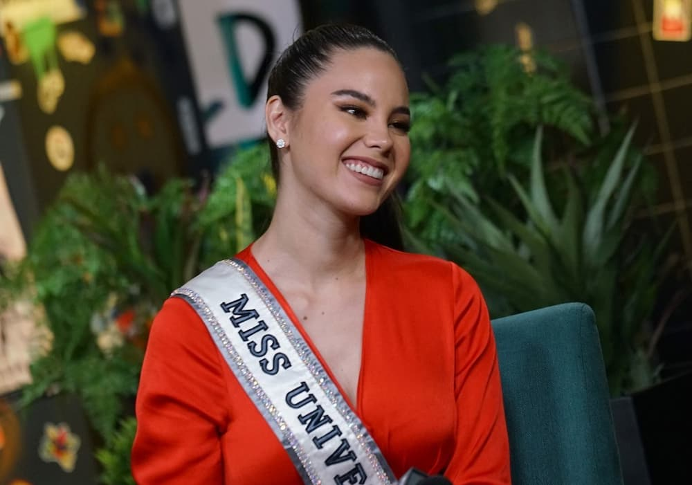 Sam Milby posts video with Catriona Gray after receiving messages from Clint Bondad