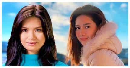 8 Kapamilya stars at ang kanilang '10 Year Challenge' glow-up photos