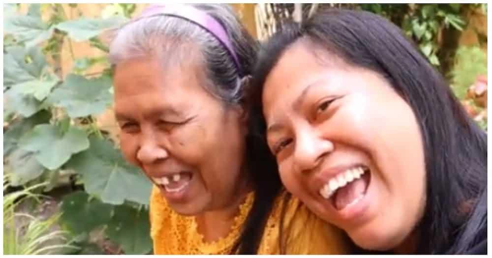 OFW na umuwi ng Pinas, emosyonal nang hindi na makilala ng sariling ina