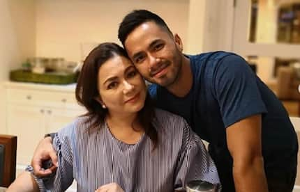 Oyo Sotto, Danica & their families visit their mom Dina Bonnevie's stunning house