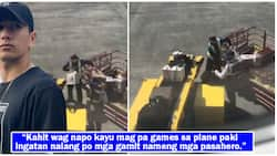 Hashtags Nikko Natividad calls out an airline for the careless handling of passengers' luggage