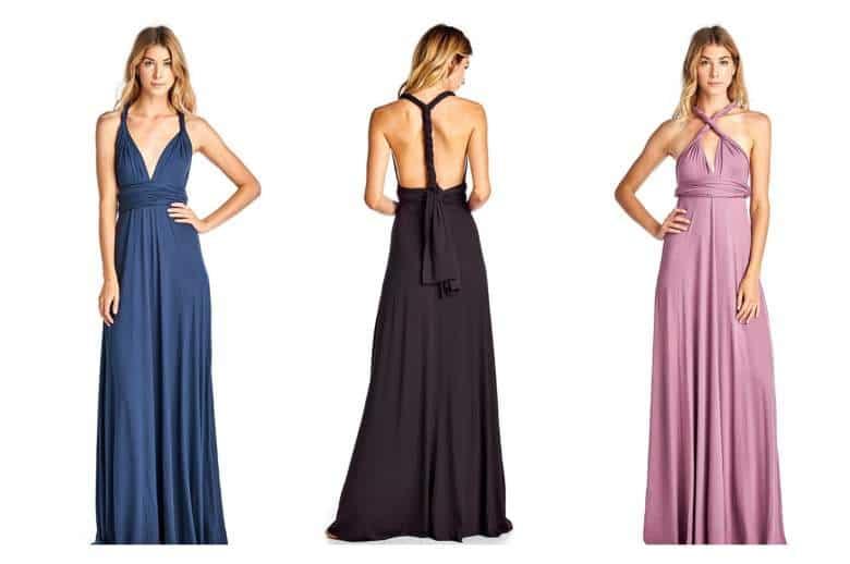 Infinity dress style