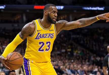 Lebron James warns about his patience as Lakers suffers another loss