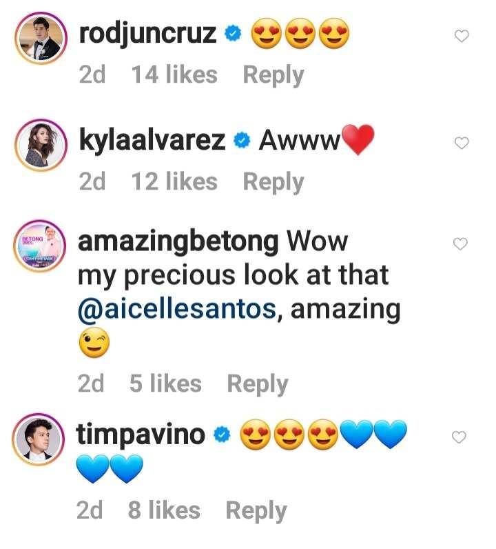 Aicelle Santos flaunts her baby bump; celebrities, netizens react