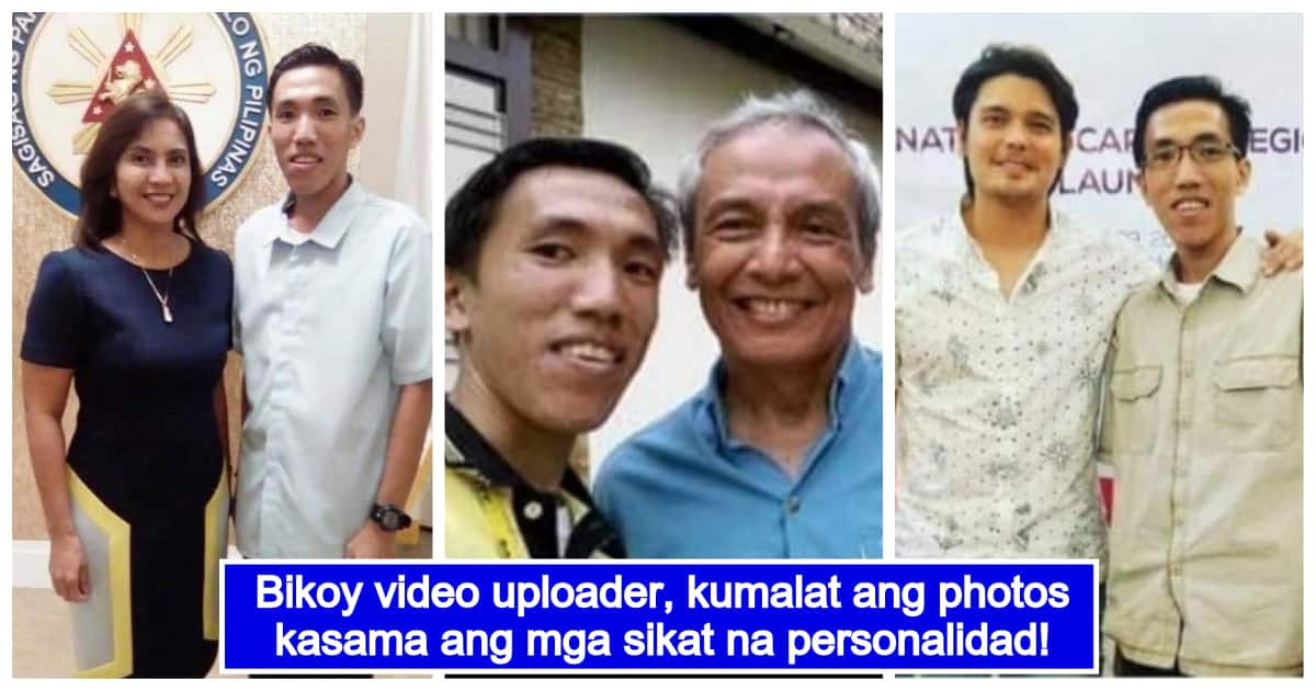 Gary Valenciano Reacts To Jim Paredes Video Scandal: Photos Of Bikoy Video Uploader With Famous Personalities