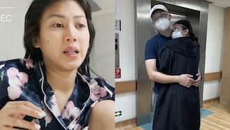 """Alex Gonzaga, inilahad ang kanyang """"pregnancy journey"""" sa emosyonal na vlog"""
