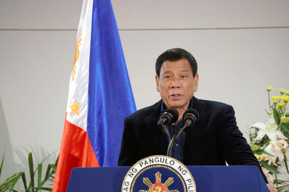 Pres. Duterte gives strong words vs. PhilHealth officials involved in alleged P15 billion corruption