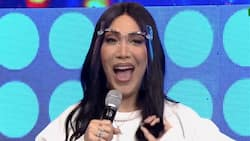 Vice Ganda's Kim Kardashian inspired look draws comments from 'It's Showtime' co-hosts
