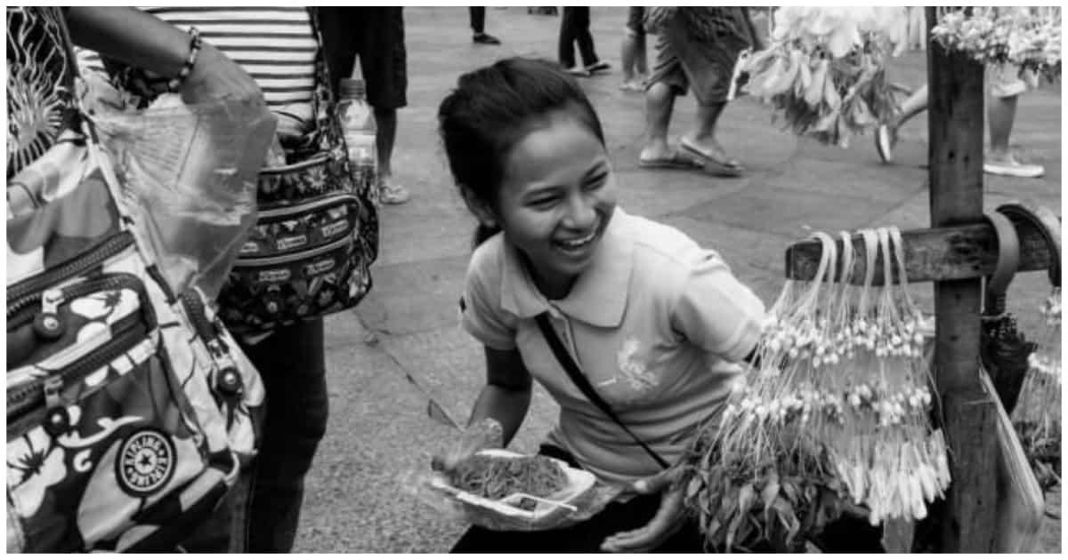 Dati nang agaw-pansin! Sampaguita girl, na-feature na pala sa 1 libro ng sikat na photographer