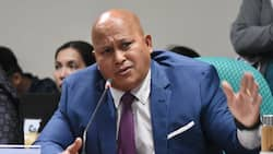 Sen. Bato dela Rosa reacts over the party of NCRPO chief as PNP orders investigation