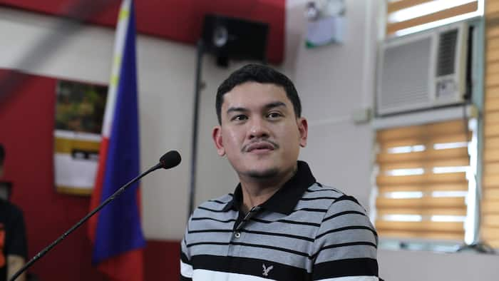 Baste Duterte is now a 'person under monitoring' as he undergoes self-quarantine