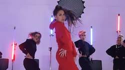 Maja Salvador stuns in her dance cover of Jennifer Lopez's Super Bowl performance