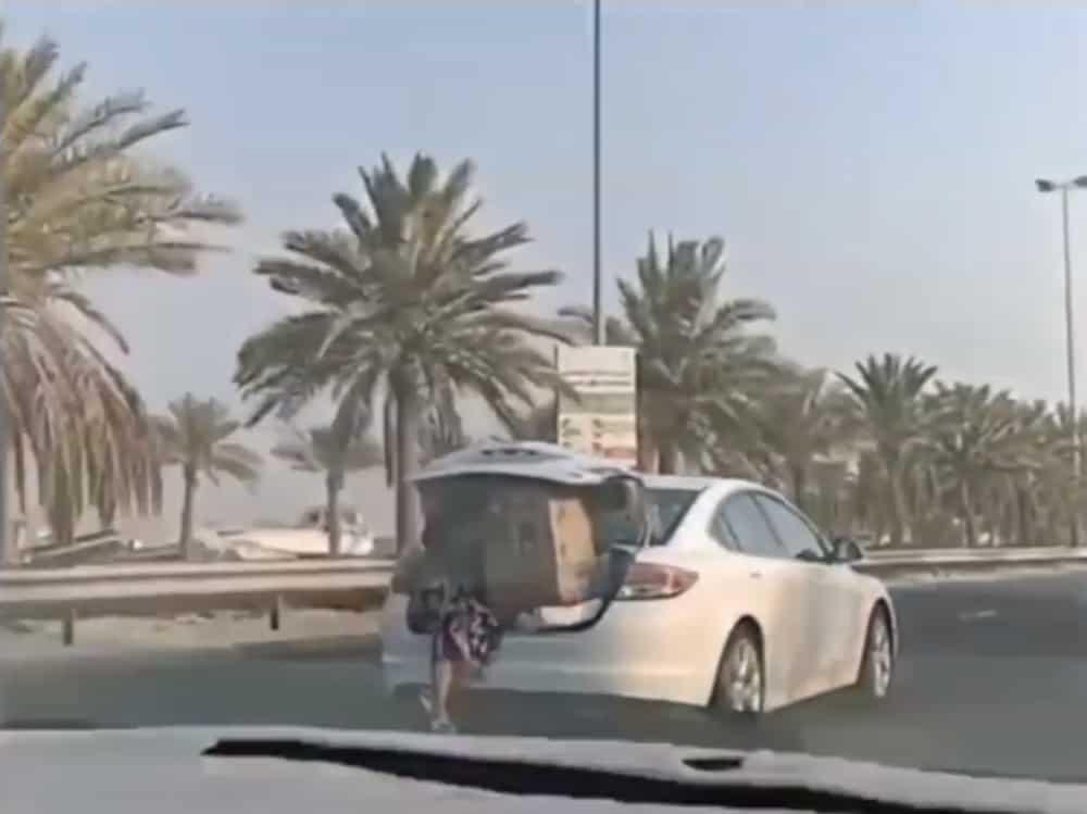 House helper in Bahrain