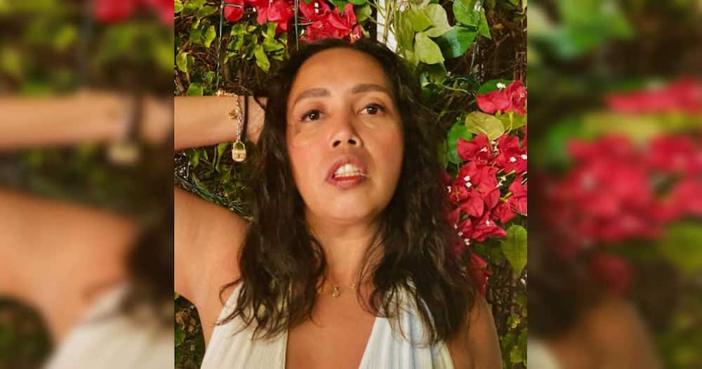 "Kakai Bautista, triggered, hits back at body-shamer who told her ""hala tumaba"""