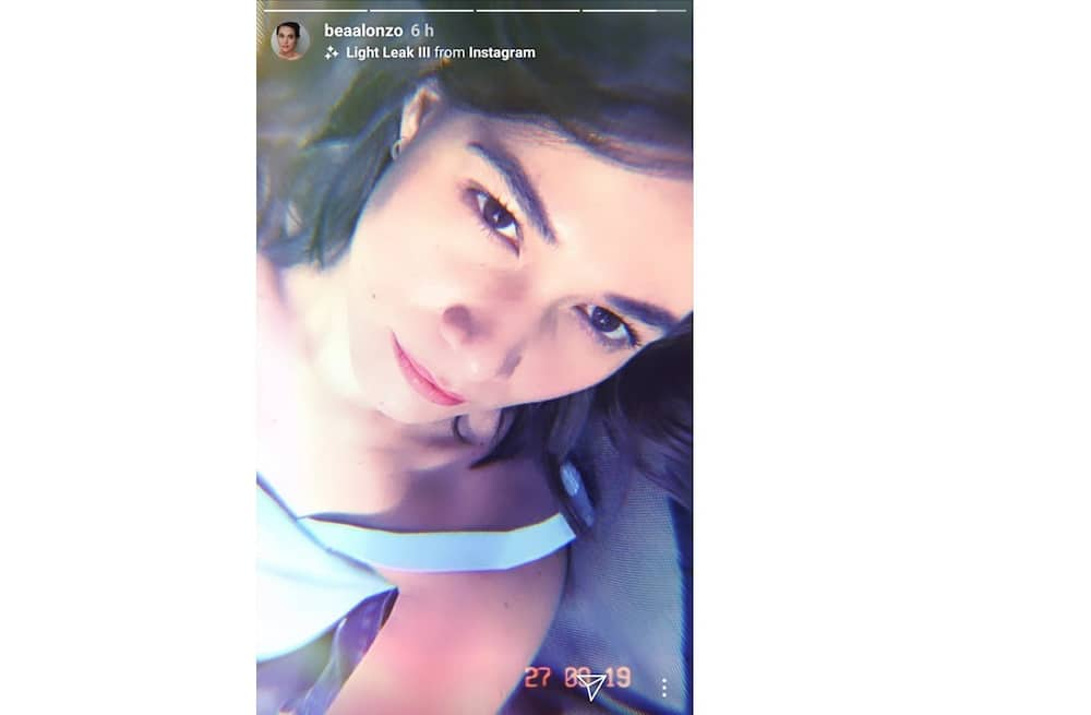 Bea Alonzo's new look immediately elicits honest opinions from netizens