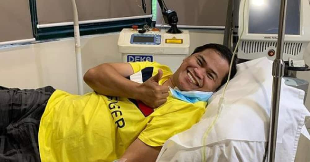 Ogie Diaz refuses to promote movie of actor who favored ABS-CBN shutdown