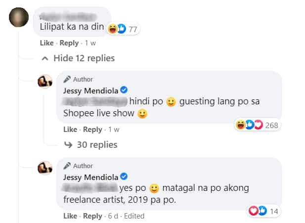 Jessy Mendiola, pinabulaanan ang balitang lilipat siya sa GMA