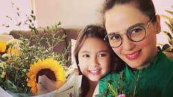 Kristine Hermosa expresses gratitude to Oyo Boy Sotto for his surprise for her and their daughter