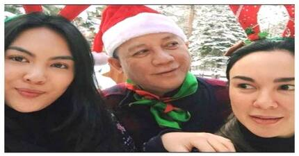 Unbothered! Gretchen Barretto reveals a family Christmas tradition, netizens react