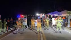 Checkpoint officers' TikTok dance spreads good vibes, boosts Filipinos' morale amid COVID-19 crisis