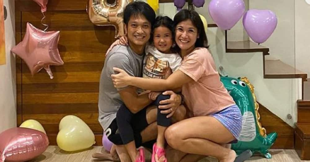 Camille Prats throws simple but fun party at home for Nala's 4th birthday