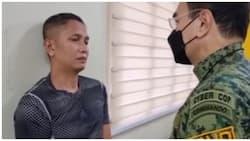 PNP Chief Eleazar, gigil na gigil na kinausap ang pulis na namaril ng 52-anyos na babae sa QC