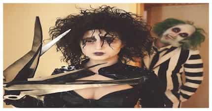 5 Super galing Halloween costumes ng mga sikat noong nakaraang taon