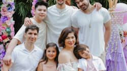 Beautiful photos of Jackie Forster and family go viral