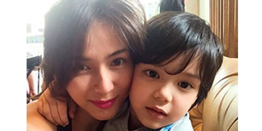 Jennylyn Mercado details her struggles in life after giving birth to her son