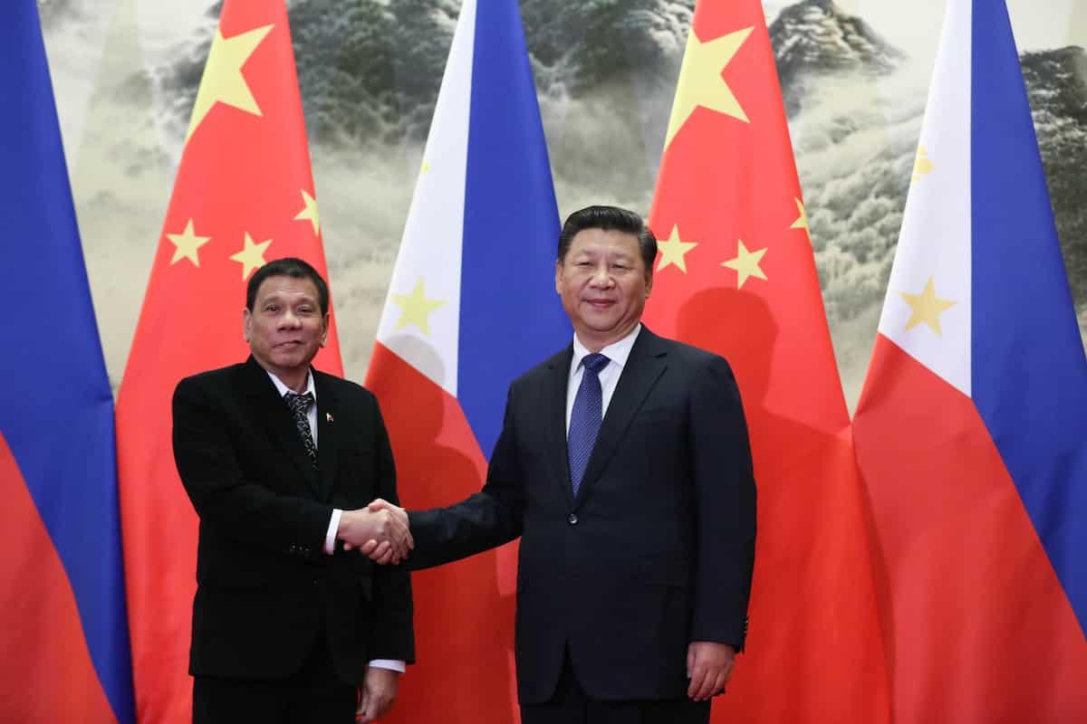 Pangulong Duterte, nagsalita sa issue na PH vs. China war
