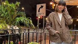 LJ Reyes, masayang nakipag-bonding kay Aki at Summer sa restaurant
