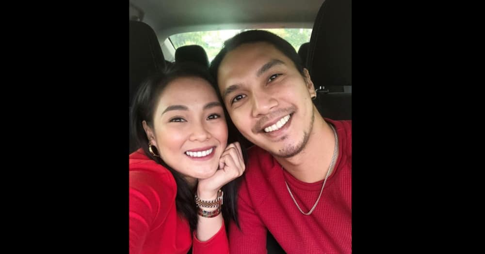 Benj Manalo proposes to Lovely Abella's daughter to be his own