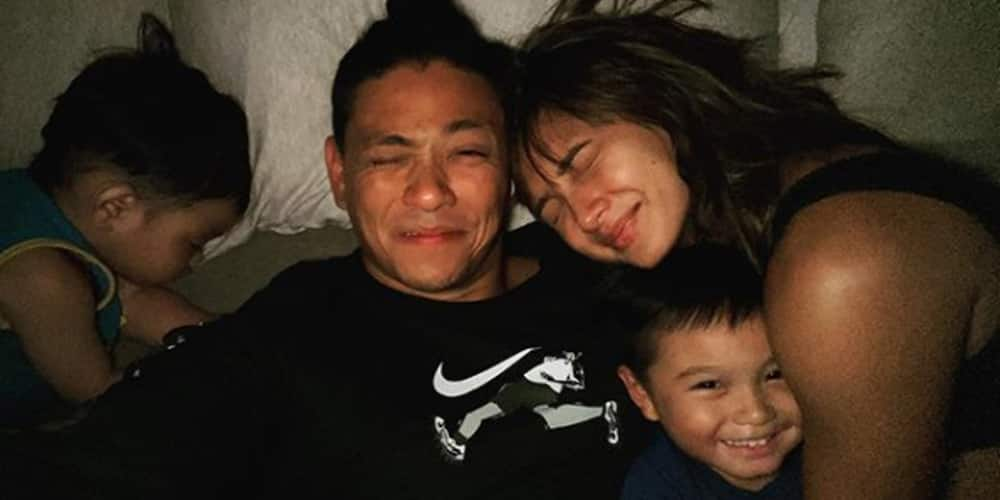 Primo Arellano's heartwarming message to dad Drew amid COVID-19 crisis touches the hearts of netizens