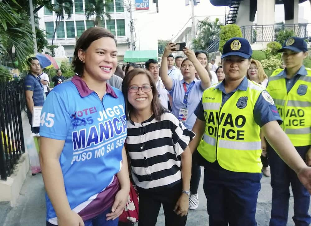 Mayor Sara Duterte to leave out of town and take 8-day leave for medical reasons