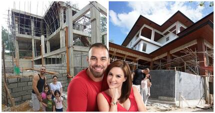 Pasilip sa kanilang home sweet home! Team Kramer's dream home almost complete