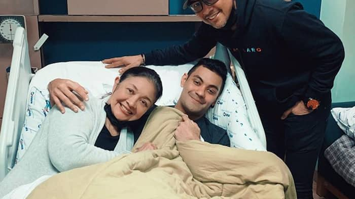 Gary V. reacts to son Gab Valenciano's post about his struggles with mental illness
