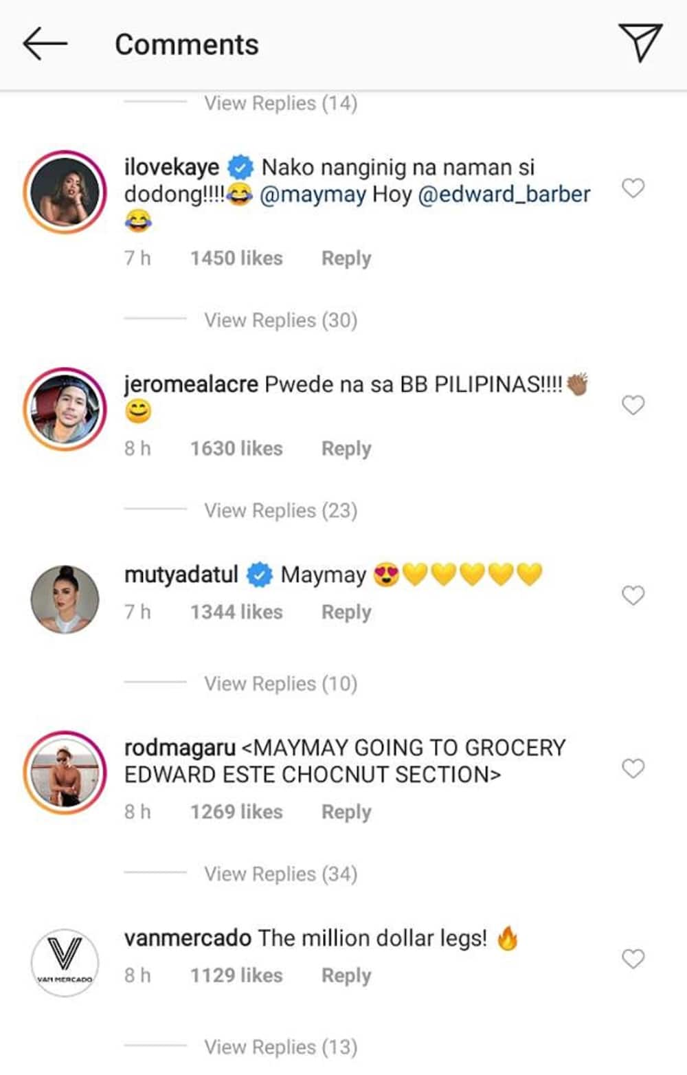 Pia Wurtzbach, other beauty queens react to Maymay Entrata's viral video