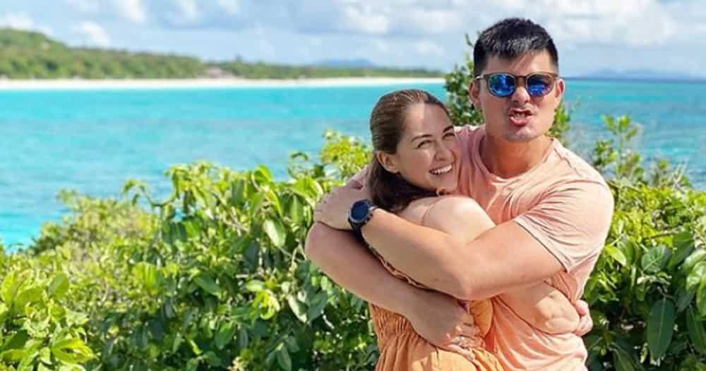 Marian Rivera laughs off rumor that Dingdong got Lindsay De Vera pregnant