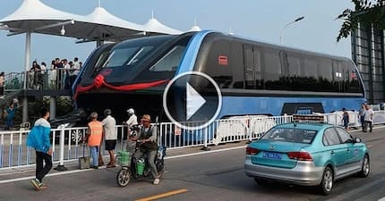 Wow! This could be the best answer to traffic jam problems in Manila (video)