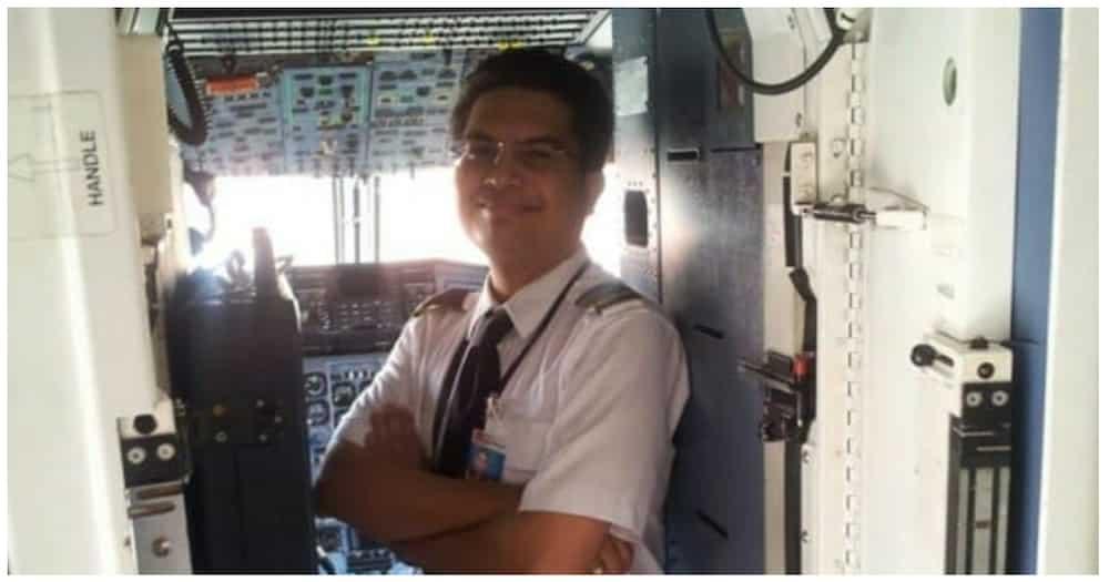 Pilotong nawalan ng trabaho dahil sa pandemya, isa na ngayong food delivery rider