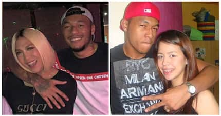 Brokenhearted ang Calvice! Calvin Abueva posts picture with wife